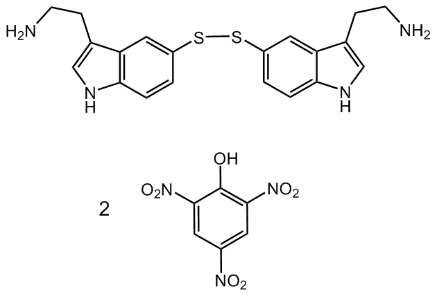 Structure of A-920